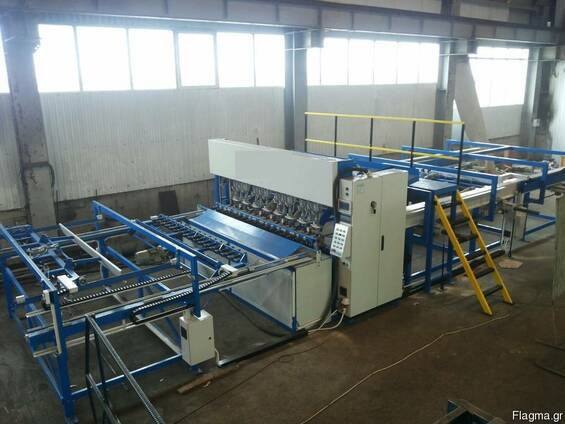 Автоматическая сварочная машина SUMAB ROLL VM2000 / 50-200C