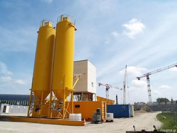 Б/У быстромонтируемый завод Elba ESM 60 (60 м3/час) Германи