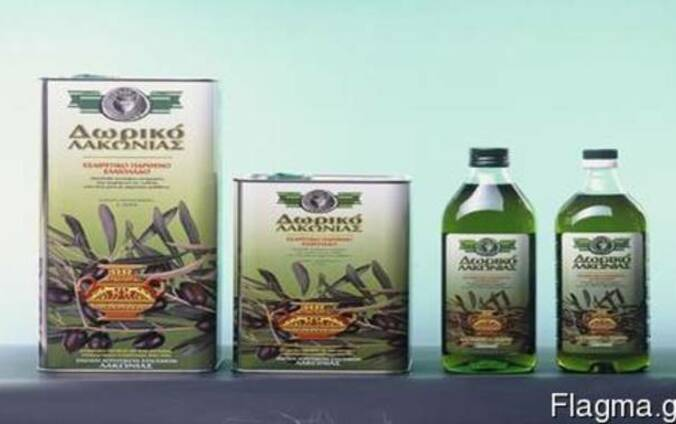 Масло оливковое высшего класса, помас
