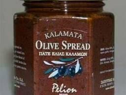 Паста из маслин сорта Каламон
