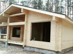 Wooden Houses Kit from Glued Laminated Timber - фото 2