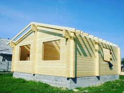 Wooden Houses Kit from Glued Laminated Timber - фото 8