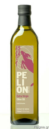 "Живое оливковое масло""Pelion"",extra virgin 0.75л"
