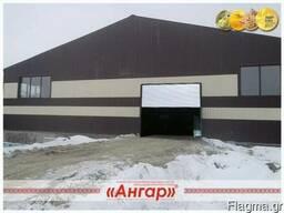 Κατασκευή και πώληση στεγασμένων υπόστεγων