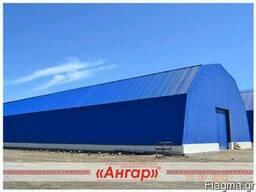 Angar 15x36 - Εργοστάσιο τιμές από τον κατασκευαστή - photo 4