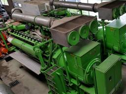 Б/У газовый двигатель Jenbacher J 620 GS-NL, 2009 г