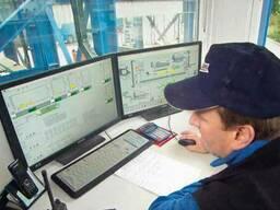 Б/У Мобильный асфальтный завод Benninghoven MBA 160 т/ч - фото 5