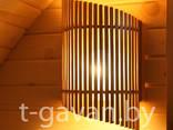 Баня арочная 2,8 м - фото 9