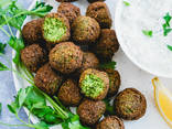 Compact Falafel Continuous Baking Oven - photo 4