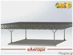 Πώληση ενός έργου hangar (αρθρωτό κτίριο) μοντέλο Kislovodsk