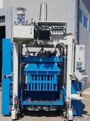 Мобильный блок-машина для больших изделий SUMAB F-12 Швеция