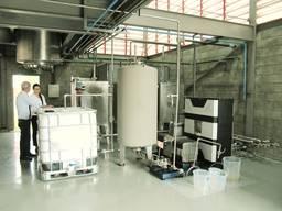 Биодизельный завод CTS, 10-20 т/день (автомат), сырье любое растительное масло