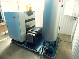 Оборудование для Интенсификации выращивания товарных хлебопекарных дрожжей.