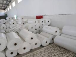 Polyethylene fabric sleeves in 100sm, 120sm, 140sm.