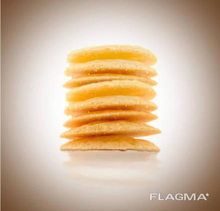 Potato Chips Production Machine 720 pcs/h