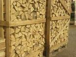 дрова We sell firewood of natural moisture and dry. - фото 1