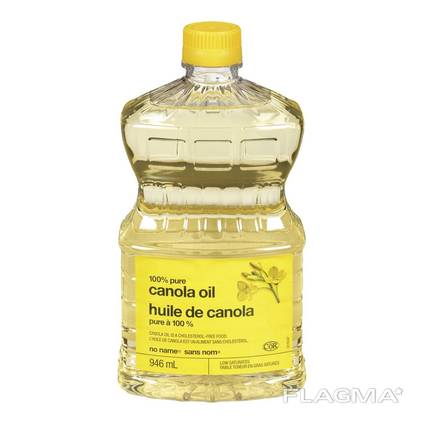 Refined Canola In Rapeseed Oil