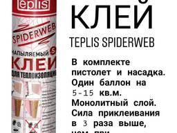 Строительный клей теплоизоляции Teplis Spiderweb 1000 мл. - photo 1