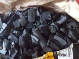 Уголь древесный из твердых сортов дерева - фото 3