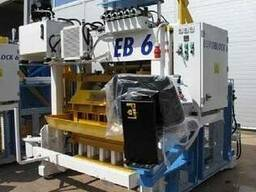 Вибропресс Мобильный для производства бордюров, блоков Е1