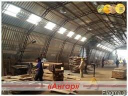 Υπόστεγα για ξυλουργική βιομηχανία - photo 5